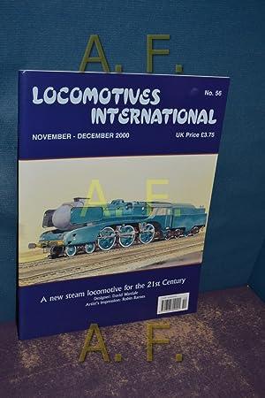Locomotives International, Novemeber - December 2000, No.: Wardale, David und