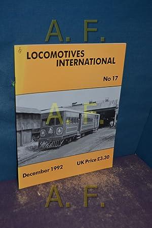 Locomotives International No 17, December 1992