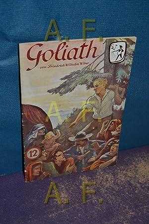 Goliath (Frische Saat 12): Österreichischer Buchklub der