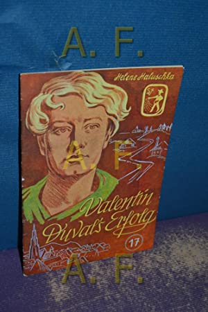 Valentin Duval s Erfolg (Frische Saat 17): Österreichischer Buchklub der