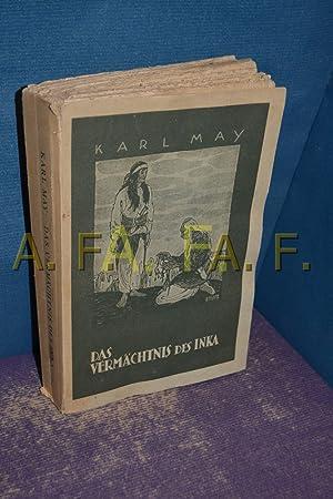 Das Vermächtnis des Inka, Erzählungen aus Südamerika: May, Karl: