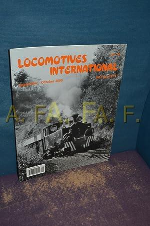 Locomotives International September, October 2000, No 55: Locomotives international, [Herausgeber]: