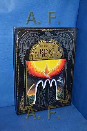 Der Ring des Nibelungen : Richard Wagners: De Rico, Ul
