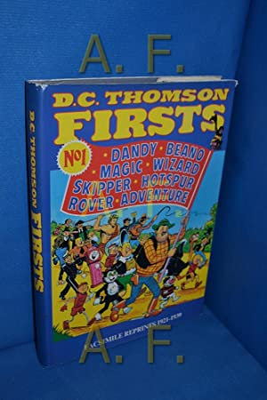 Thomson, D.C., Firsts, No1