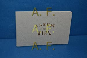 Album von Wien Leporello m.19 Abb. um