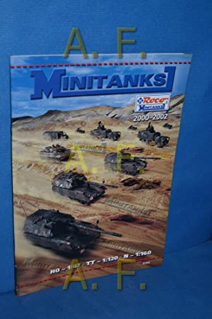 Roco Minitanks 2000/2002 HO 1 : 87,
