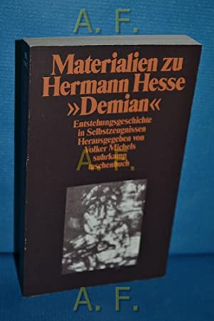 Demian First Edition Books Abebooks