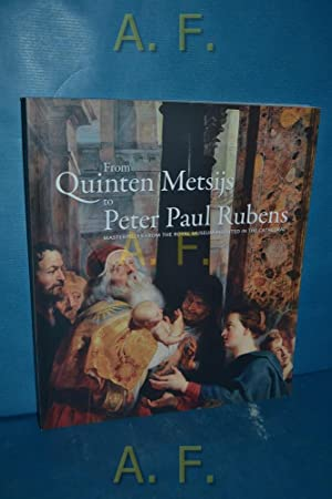 From Quinten Metsijs to Peter Paul Rubens: Van, Hout Nico,
