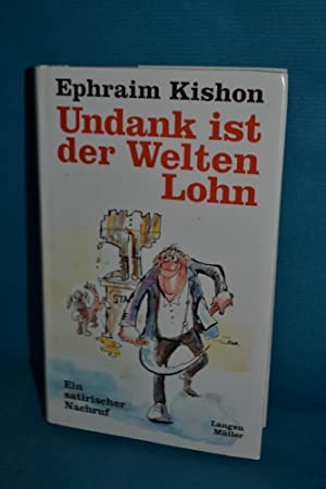 ephraim kishon undank welten lohn satirischer AbeBooks