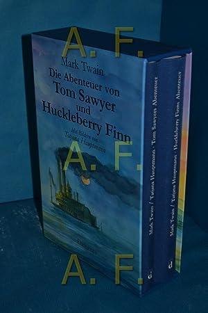 Die Abenteuer von Tom Sawyer und Huckleberry: Twain, Mark: