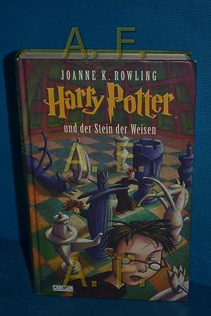 Harry Potter und der Stein der Weisen: Rowling, J. K.: