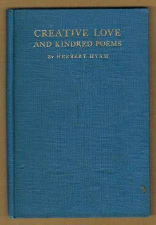 Creative Love and Kindred Poems
