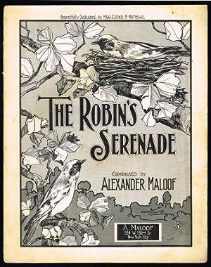 The Robin's Serenade: MALOOF, Alexander