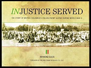 Injustice served : the story of British: CULOS, Raymond