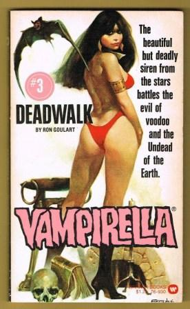 Deadwalk; Vampirella, No 3