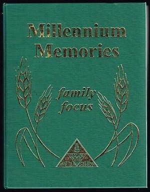 Millennium memories : family focus : Brandon: BRANDON MILLENIUM COMMITTEE