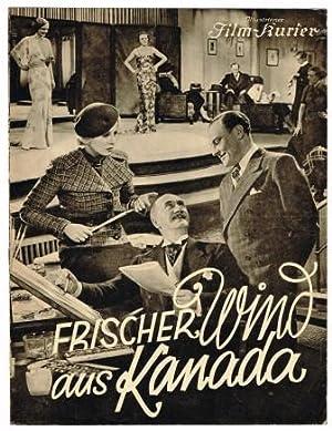 Frischer Wind Aus Kanada; Illustrierter Film-Kurier, 1935: UFAFILM