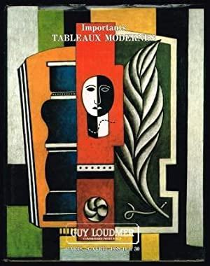 Importants Tableaux Modernes et Sculptures: GUY LOUDMER