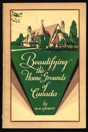 Beautifying the Home Grounds of Canada
