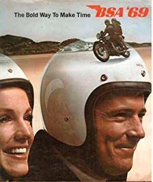 BSA '69: The Bold Way to Make Time