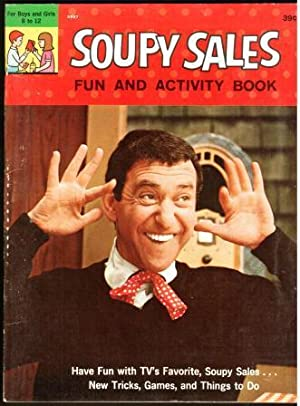 Soupy Sales Fun and Activity Book