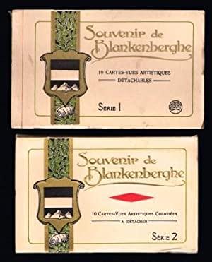 Souvenir de Blankenberghe, Belgium: Two different Souvenir: ALBERT