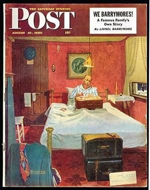 The Saturday Evening Post: August 19, 1950: HIBBS, Ben -