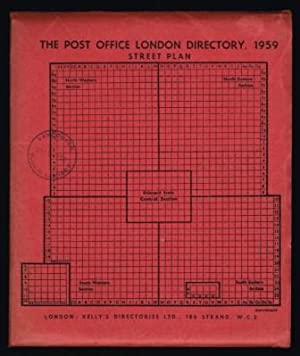 The Post Office London Directory, 1959: Street: KELLY'S DIRECTORIES