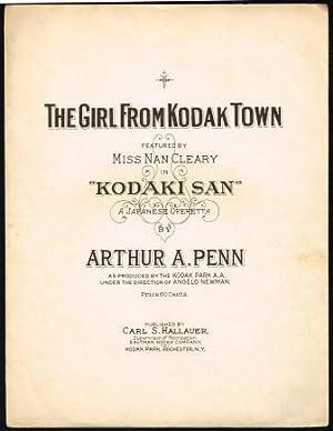The Girl from Kodak Town: PENN, Arthur A.;
