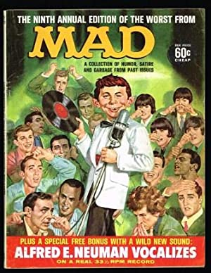 Mad Magazine: Ninth Annual Edition of the: MAD