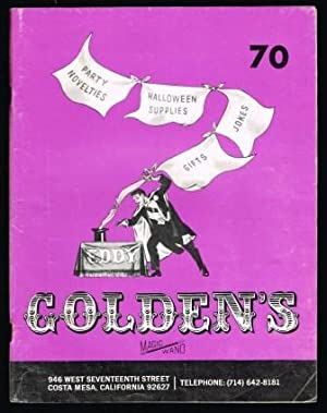 Golden's Magic Wand; Retail Catalog, 70: GOLDEN'S MAGIC WAND