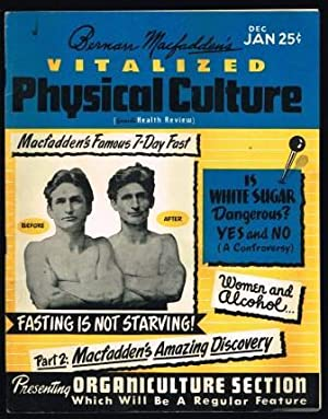 Bernarr Macfadden's Vitalized Physical Culture; Dec 1951 - Jan 1952