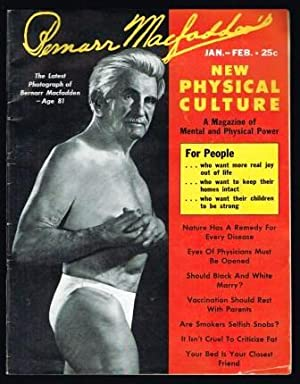 Bernarr Macfadden's New Physical Culture; Jan - Feb 1950