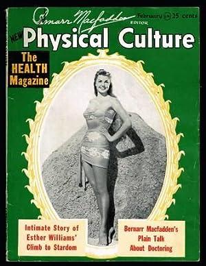Bernarr Macfadden's New Physical Culture; February 1948: MACFADDEN, Bernarr -