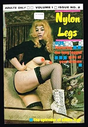 Nylon Legs: Volume 1, Issue 2: SAMPSON PUBLISHING
