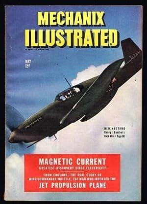 Mechanix Illustrated: May, 1944: CUEVA, Roland; WILLIAMS,