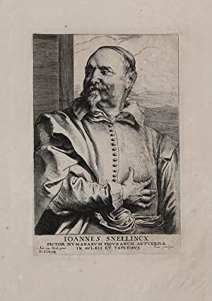 Iohannes Snellincx: Pieter De JODE