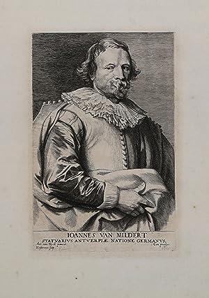 Johannes van Mildert: Lucas VORSTERMAN