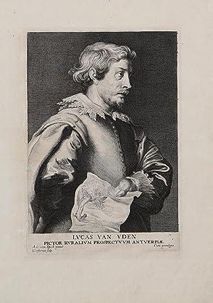 Lucas van Uden: Lucas VORSTERMAN