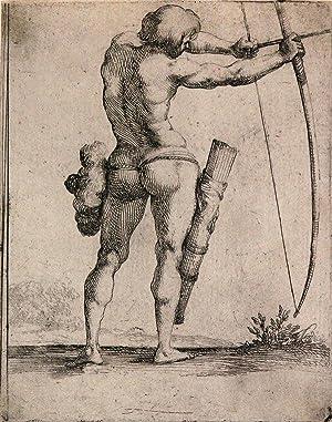 """Arcere nudo: Teodoro Filippo di LIAGNO detto """"Filippo Napoletano"""""""