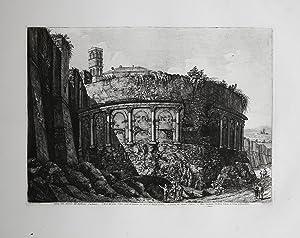 Veduta dell' Avanzo dell'Anfiteatro Castrense: Luigi ROSSINI