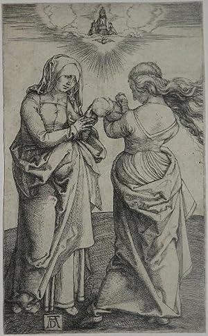 La Vergine con il Bambino e Sant'Anna: Albrecht DURER