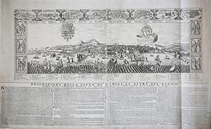 Prospettiva della Nobilissima Citta di Napoli Metropoli del Medesimo Regno: Giambattista Cavazza