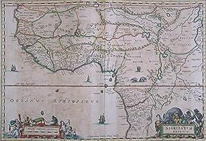 Nigritarum Regio: Johannes BLAEU