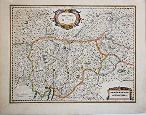 Territorio di Trento: Willem Janszoon BLAEU