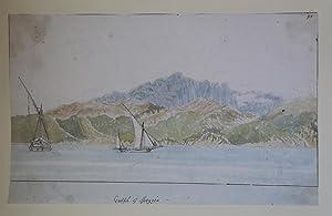 Gulph of Spezzia: Amm. William PAGET