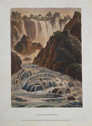 Cascade of Terni: James John MERIGOT