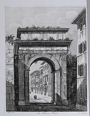 Arco Antico a Trieste: Luigi ROSSINI