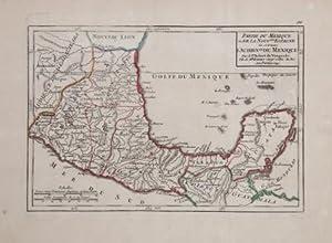 Partie Du Mexique ou de la Nouv.lle Espagne uo se trowe L'Audien.ce de Mexique: Didier Robert ...