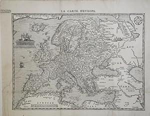 La Carte d'Europe: Francois de BELLEFOREST